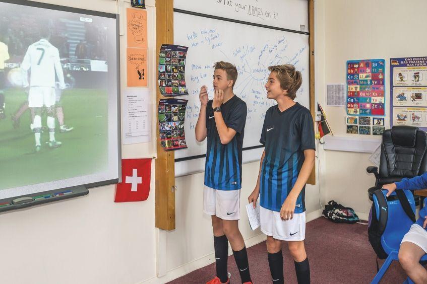 campamentos futbol chelsea jovenes